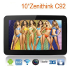 Tableta Zenithink C92  - Android 4.0 8gb ROM
